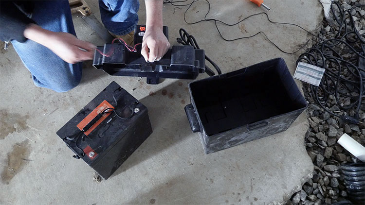 Back Up Your Sump Pump to Prevent Basement Flooding
