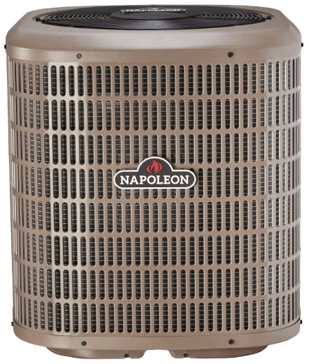 Napoleon 16 SEER central air conditioner