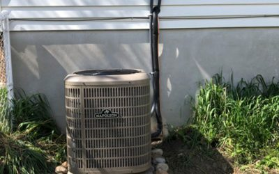 Napoleon central air conditioner