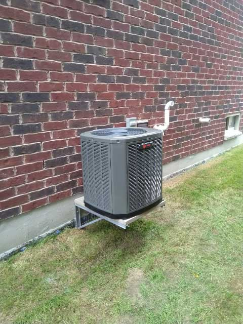 Trane XR13 air conditioner