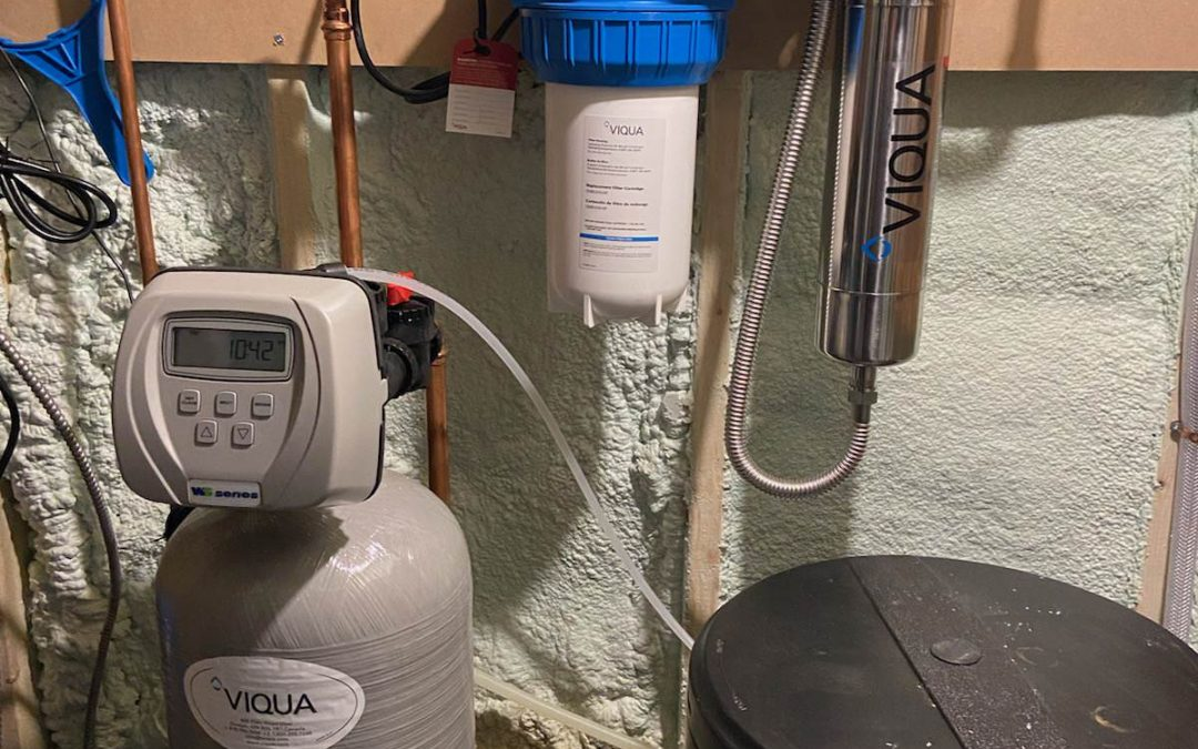 Water Softener System Cameron