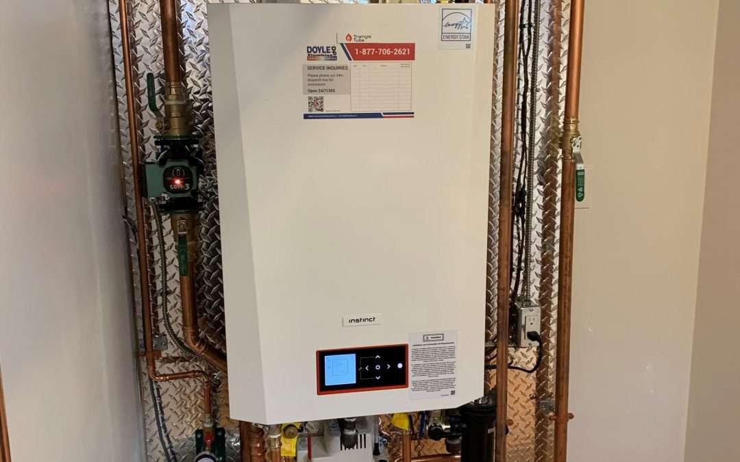 Peterborough Boiler System
