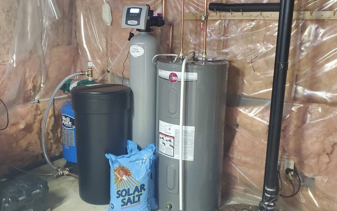 Water Treatment System Install Lakefield