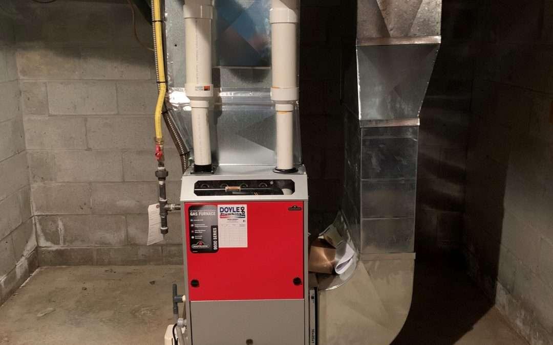 Furnace Install Bailieboro