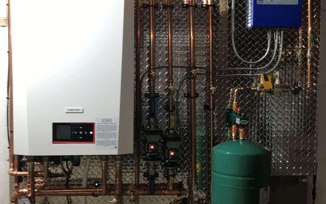 New Heating System Minden