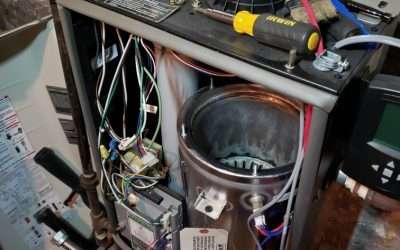 Boiler system repair