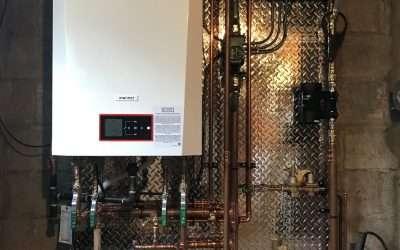 Convert to propane heating
