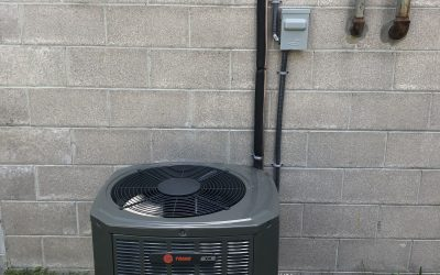 Bobcaygeon central air install